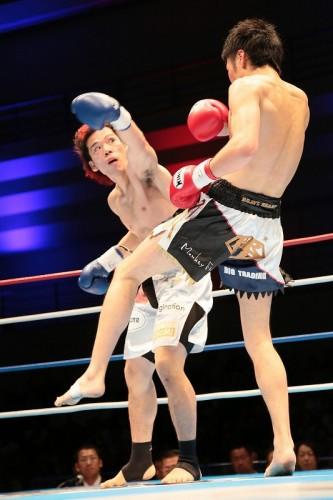 佐藤VS長島 (2)