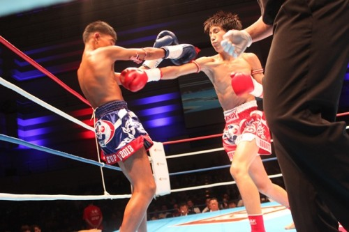 福田VSヨードクンポン (2)
